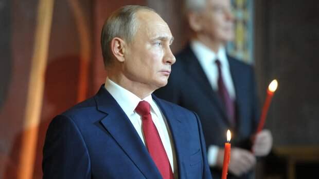 Президент России присоединился к ПМЭФ
