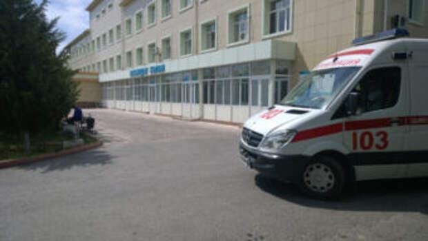 В Шымкенте заняты половина инфекционных коек