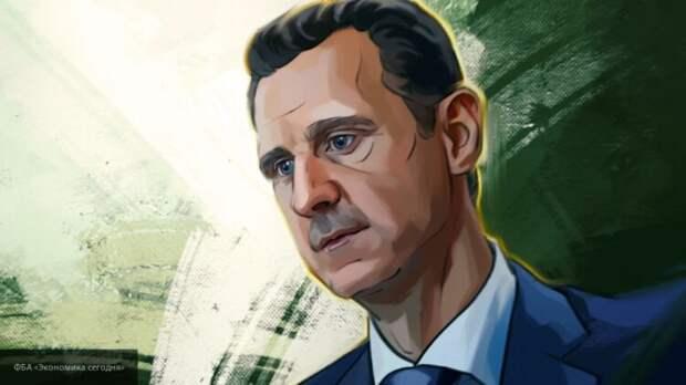 Асад восстанавливает нефтеперерабатывающие мощности в провинциях Сирии