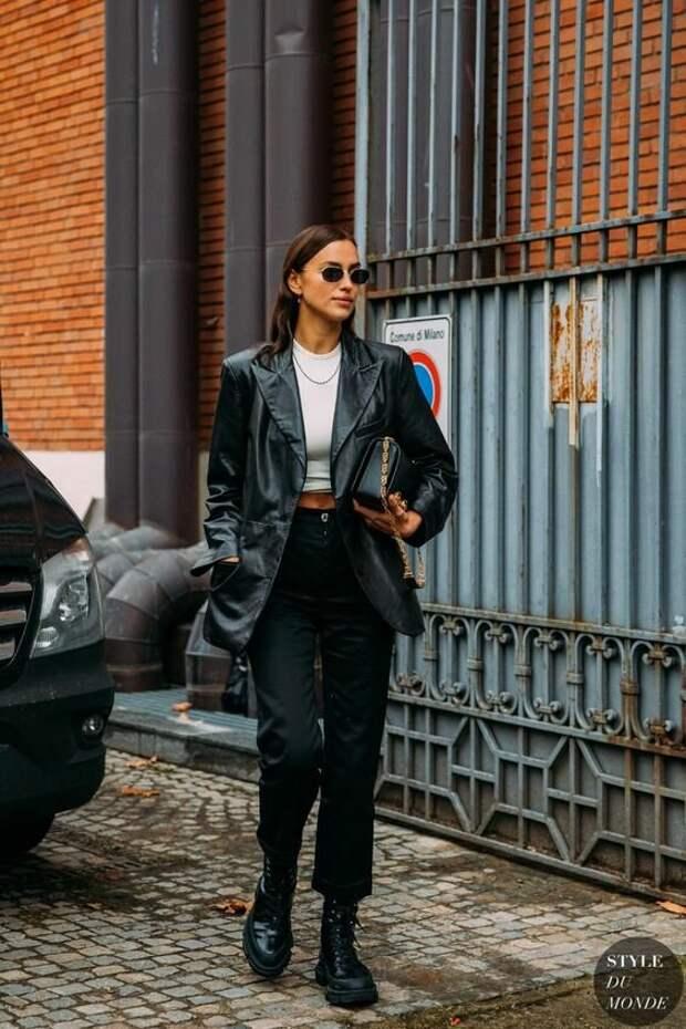 Топ-12 крутых выходов Ирины Шейк, которым завидует модный мир