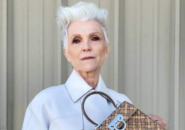 73-летняя модель Мэй Маск стала героиней новой кампании бренда купальников Summersalt