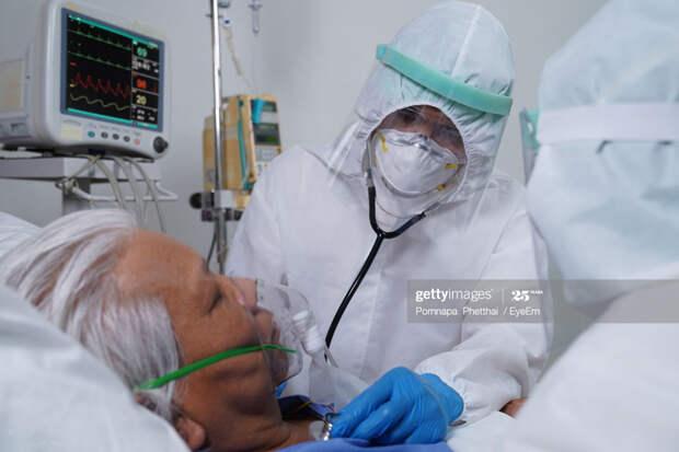 О назначенных жертвах борьбы с коронавирусом в России