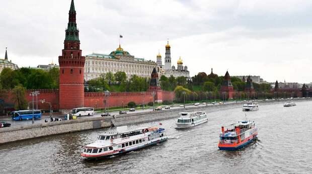 Речные трамваи в Москве  будут работать в связке с метрополитеном