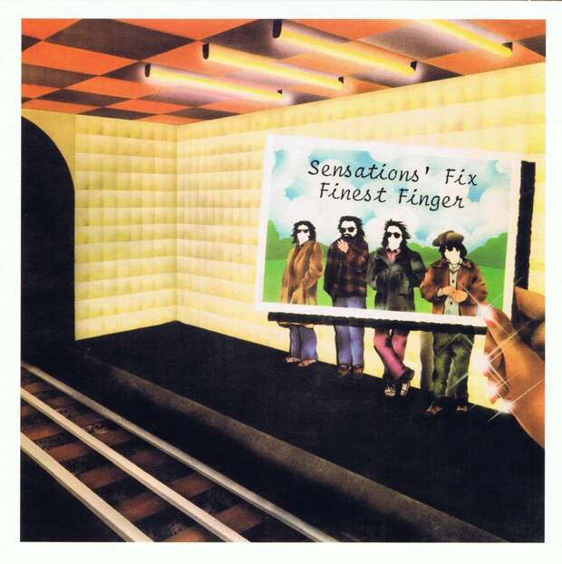 Sensations' Fix. Finest Finger 1976