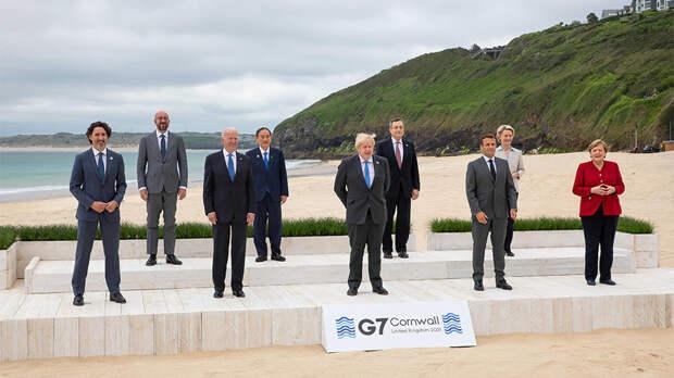 Лидеры G7 поддержали проведение Олимпиады в Токио этим летом