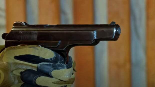 """Российский пистолет """"Гюрза"""" недоступен для покупки в Америке"""