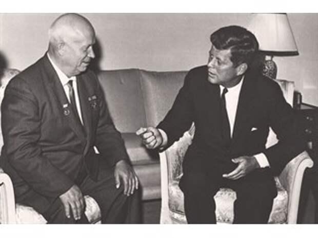 Почему Хрущев сорвал венское примирение с США