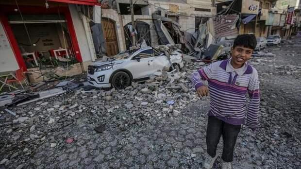 Коллективный Шендерович и слезинка палестинского ребенка