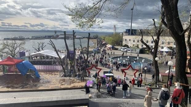 Владивосток будут благоустраивать по проектам местных жителей