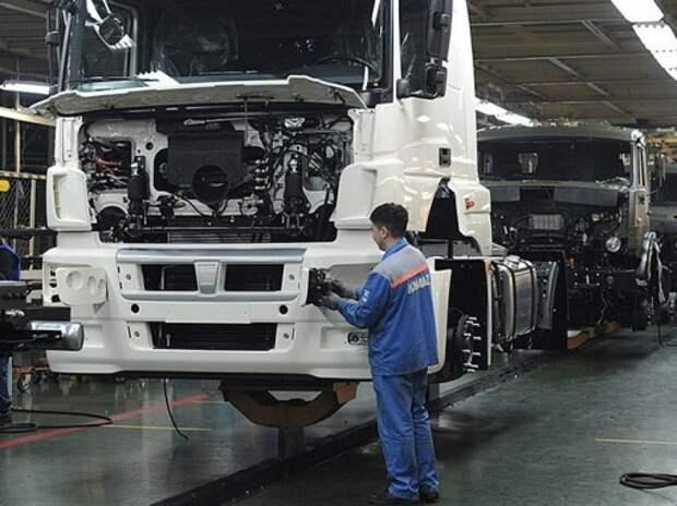 Заводы УАЗ, КАМАЗ и группы ГАЗ возобновили работу после каникул