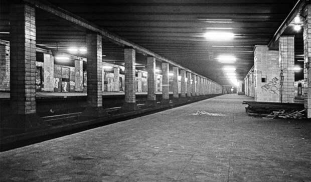 Тайные станции, которые стерли с карт метрополитенов