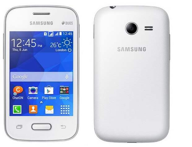 Samsung Galaxy Core 2 и Pocket 2