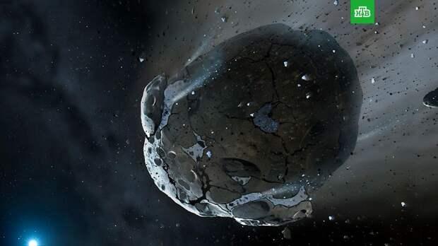 NASA: к Земле приближается астероид размером больше пирамиды Хеопса