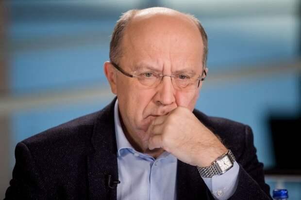 Андрюс Кубилюс, депутат от Литвы. Фото: ru.delfi.lt