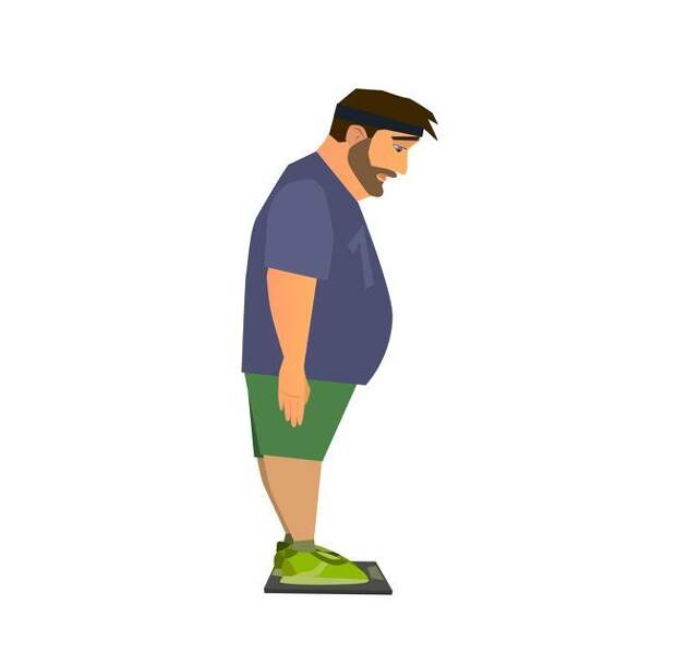 То, как вы поправляетесь, подскажет, как вам нужно худеть.