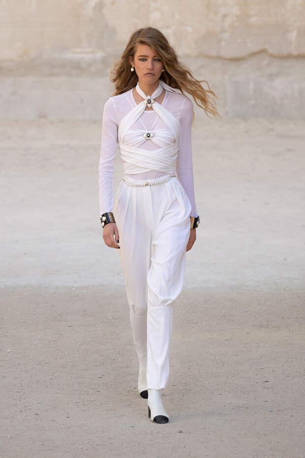 Круизная коллекция Chanel 2021/22