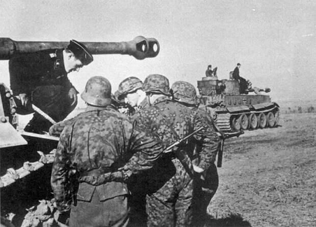 А что рассказывали о Курской битве  офицеры Вермахта