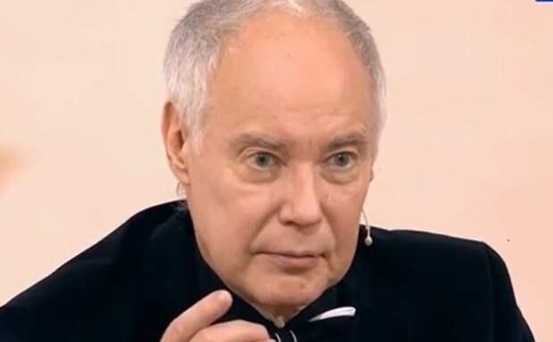 Владимир Конкин: Не знаю, как дочь угораздило взять себе в избранники вот это чучело гороховое
