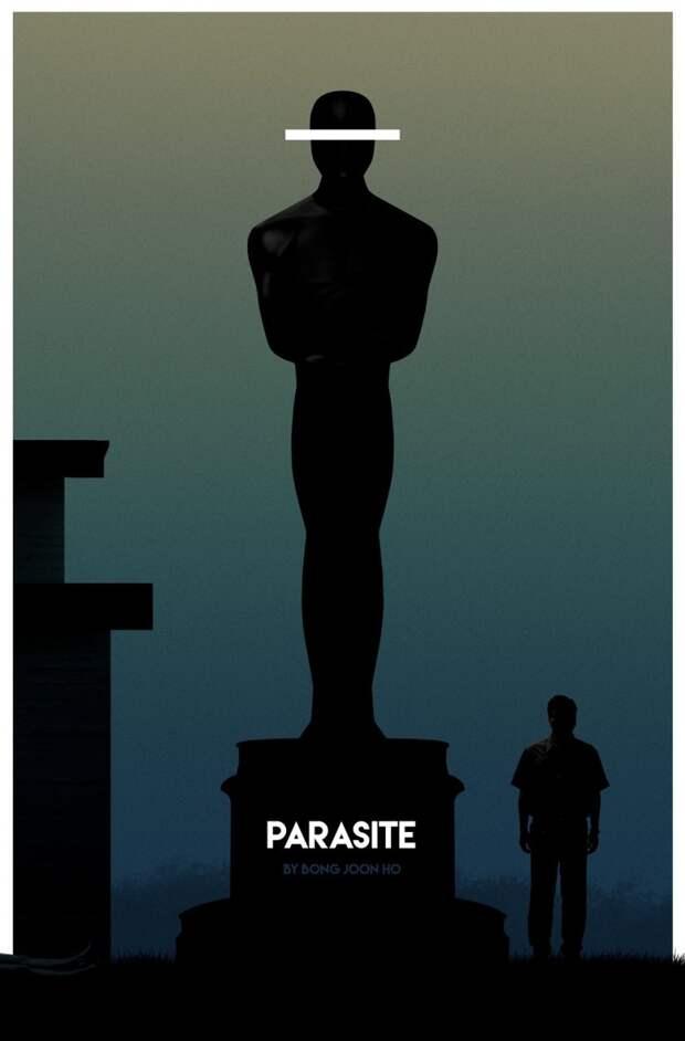 Кто получит заветный Оскар в 2020: постеры с главными номинантами на награду