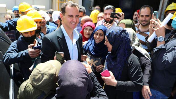 Как Сирия готовится к президентским выборам