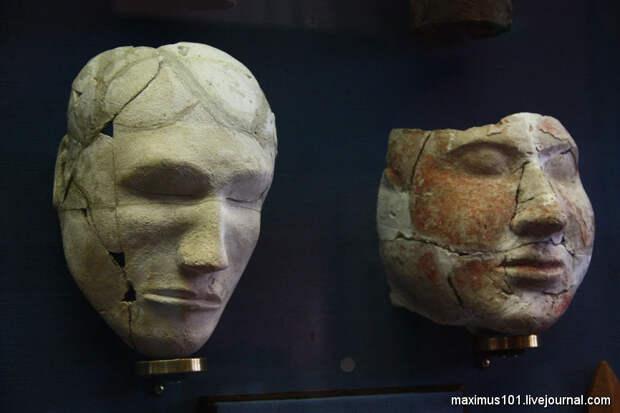 ДРЕВНИЕ КУЛЬТУРЫ СИБИРИ ЕВРОПЕОИДНОГО АНТРОПОЛОГИЧЕСКОГО ТИПА
