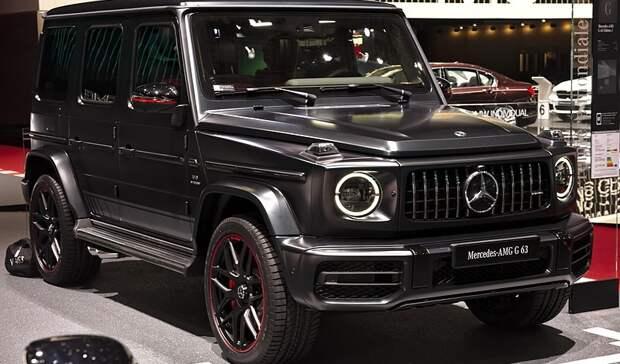 Три самых дорогих автомобиля вКазани стоят более 50млн рублей