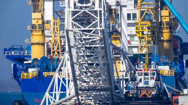 """""""Газпром"""" специально тормозил строительство газопровода """"Северный поток - 2"""""""