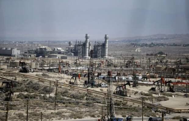 Иран, месторождения