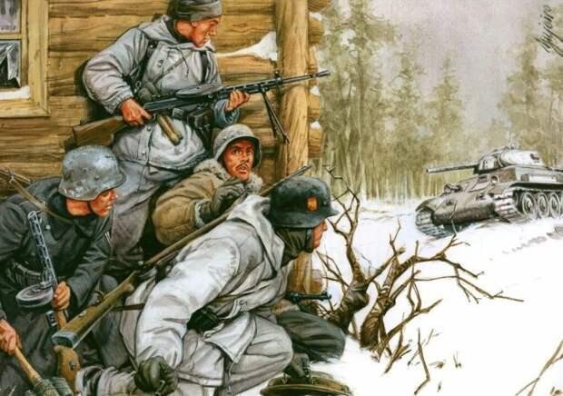 Тогда многим казалось, что война закончиться к зиме.