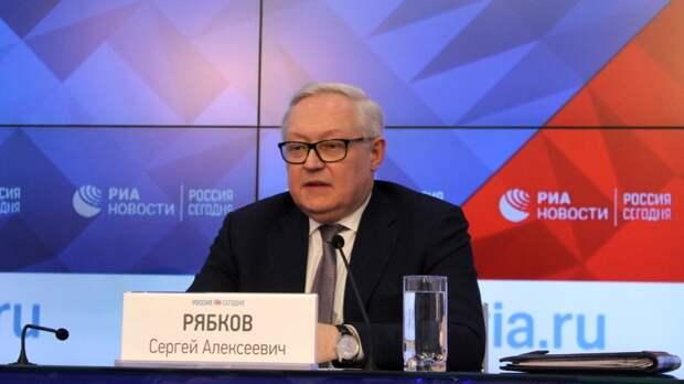 Рябков заявил об отсутствии сроков возвращения посла РФ в США