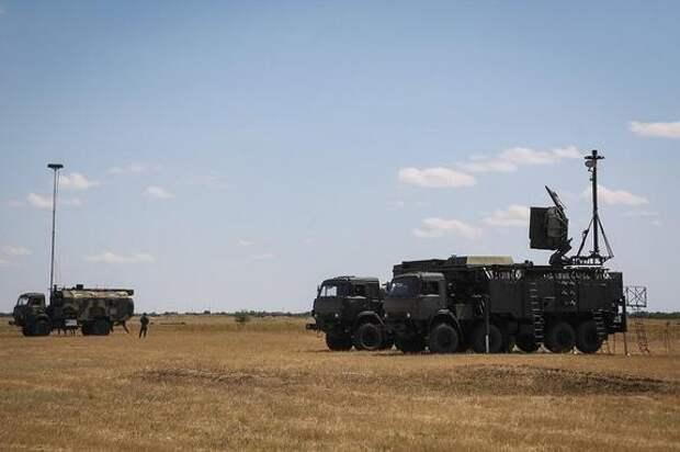 ОБСЕ: в Донбассе якобы замечен редкий российский комплекс радиотехнической разведки