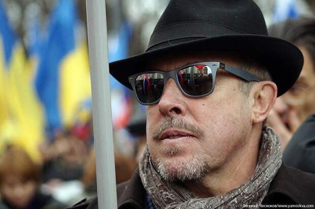 Макаревич признался, что Украина «щадила» его чувства на гастролях