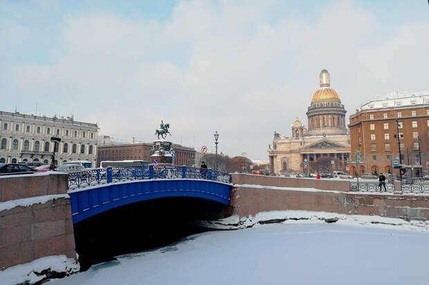 Успеть за 24 часа или Объять Петербург за сутки