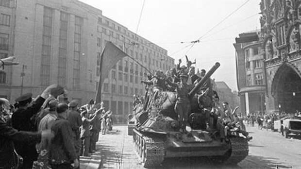 76 лет назад началась заключительная операция Великой Отечественной войны