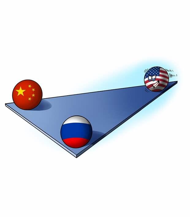 Глупая идея подрыва российско-китайских отношений