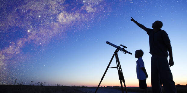 На Кубани откроют первый лагерь для астрономического туризма