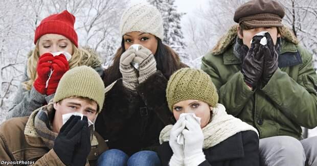Вот средства от простуды и гриппа, которые на самом деле работают