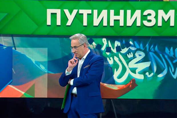 Андрей Норкин получил внушение и Николая Платошкина вернули в программу «Место встречи» обсуждать путинизм