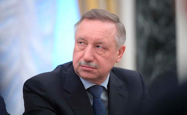 Губернатор Беглов оценил ремонт в детской поликлинике Василеостровского района