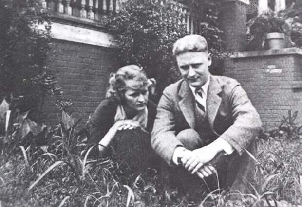 Фрэнсис Скотт Фицджеральд и Зельда Сейр. / Фото: www.favera.ru