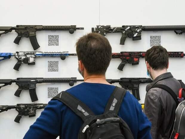 В ГД внесли закон, запрещающий покупать оружие без медосвидетельствования