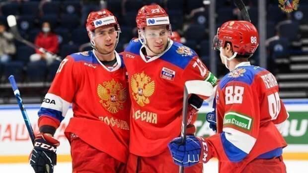 Стал известен предварительный состав сборной России на ЧМ по хоккею