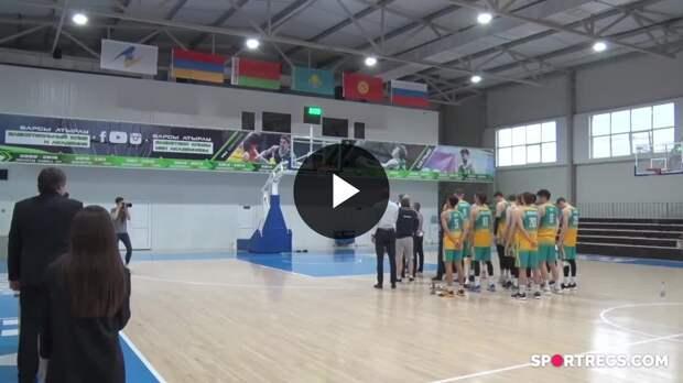 Национальная лига Казахстана - мужчины 2020/21: Церемония награждения (12.05.21)