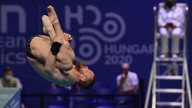 Россияне Кузнецов и Шлейхер завоевали золото и серебро в прыжках в воду на чемпионате Европы