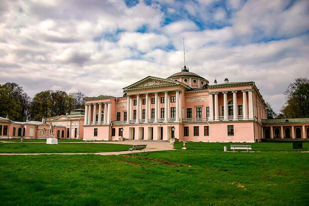 5 самых красивых усадеб Москвы (ФОТО)