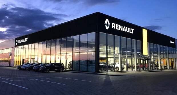 Заммэра Москвы Владимир Ефимов и представители Renault Россия обсудили перспективы дальнейшего сотрудничества