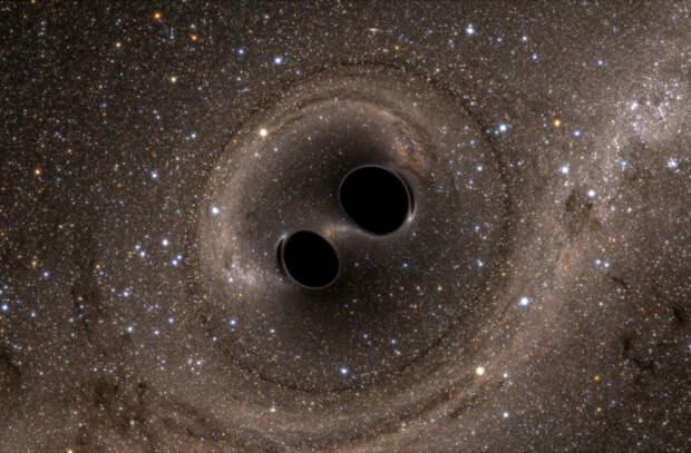 В России решили загадку появления первичных черных дыр