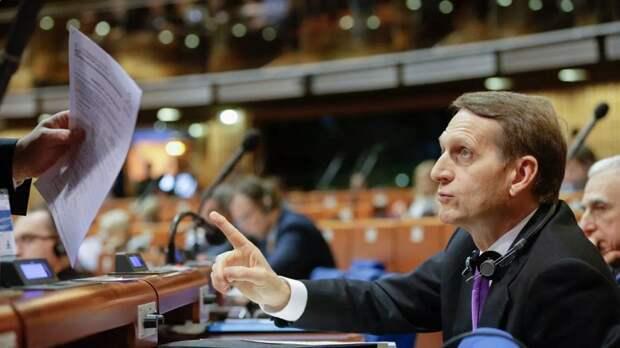 Россия не видит смысла в возвращении в ПАСЕ