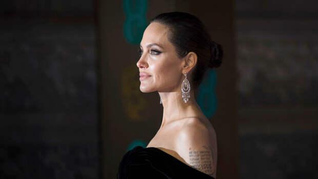 Джоли признала, что проблемы в личной жизни повлияли на ее карьеру