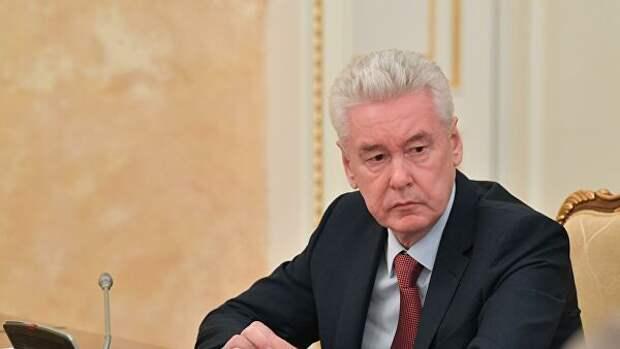 Собянин заявил, что говорить об открытии фестивалей еще рано